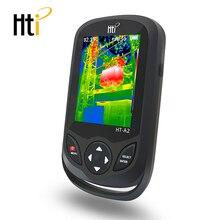 มือถือ Thermal Imager 3.2 นิ้วหน้าจอกล้องอินฟราเรดล่าสัตว์การวัดอุณหภูมิความร้อนฟังก์ชั่นการถ่ายภาพ