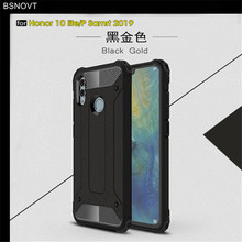 For Cover Huawei P Smart 2019 Case Anti-knock Rugged Armor Cover P Smart 2019 Silicone Phone Bumper Case For Huawei P Smart 2019 все цены