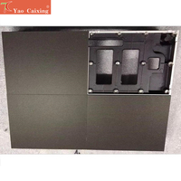 HD SMD P1.6/1 8/1 9 rgb pantalla led de interior a todo color  gabinete de aluminio  pantalla led  publicidad  matriz de puntos  cartelera led