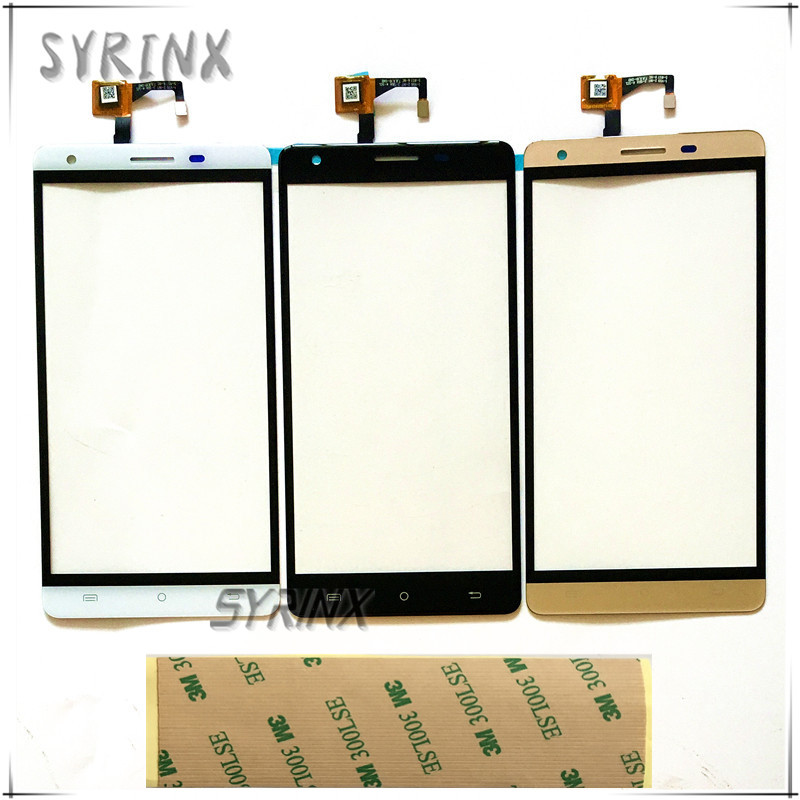 Syrinx 5.5 inch With 3M Tape Mobile Phone Touchscreen Sensor For Cubot H2 Touch Screen Digitizer Touch Panel Glass Lens Touchpad