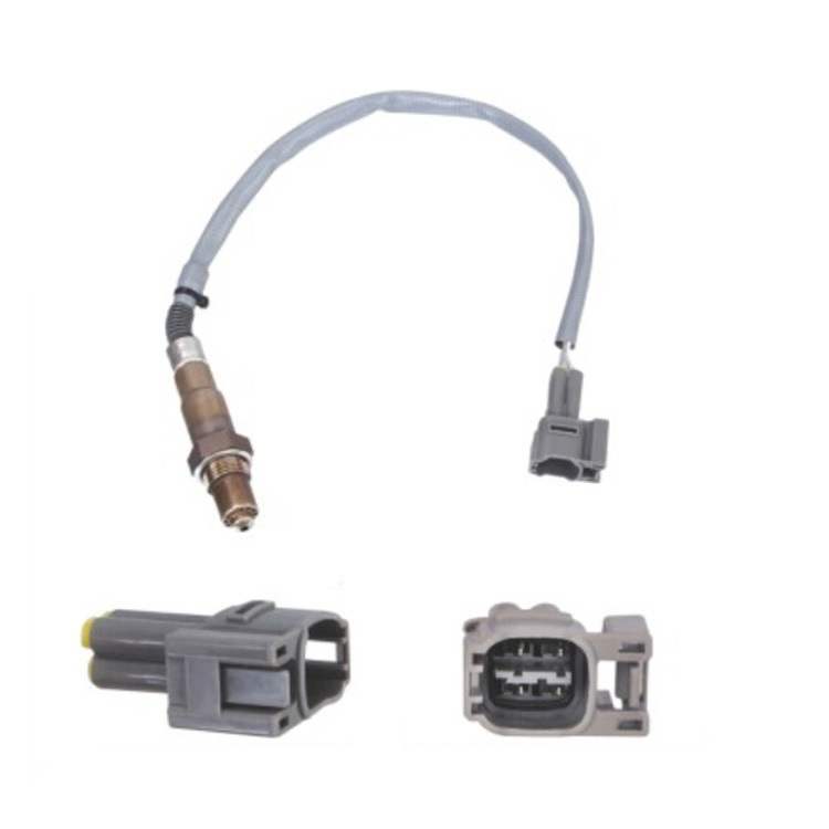 Universal O2 Oxygen Sensor For SUZUKI Liana SX4 0258010080/48cm #01052201 050