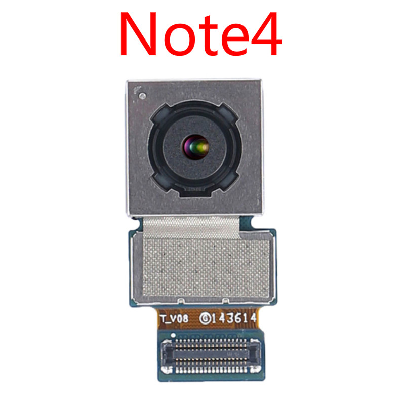 Rear Camera Back For Samsung Galaxy Note 4 N910F N910T N910C N910S N915S Back Rear Main Camera Module Replacement Parts Note4