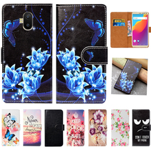 For AllCall S1 Case High Quality Pu Leather 5.5 Flip Wallet Case Back Cover Book Case Bag