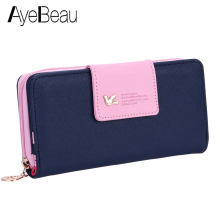 Long Phone Clutch Zipper Lady Wallet Female Women Purse Coin Cuzdan For Girl Carteras Portomonee Walet Vallet Money Bag Kashelek betiteto brand genuine leather men wallet male coin purse handy vallet carteras money bag clutch kashelek portomonee partmone