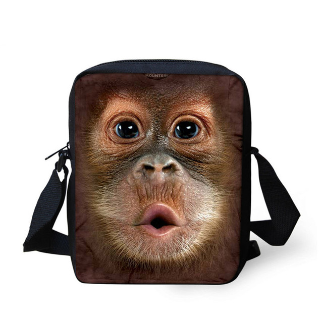 Funny Monkey Bags