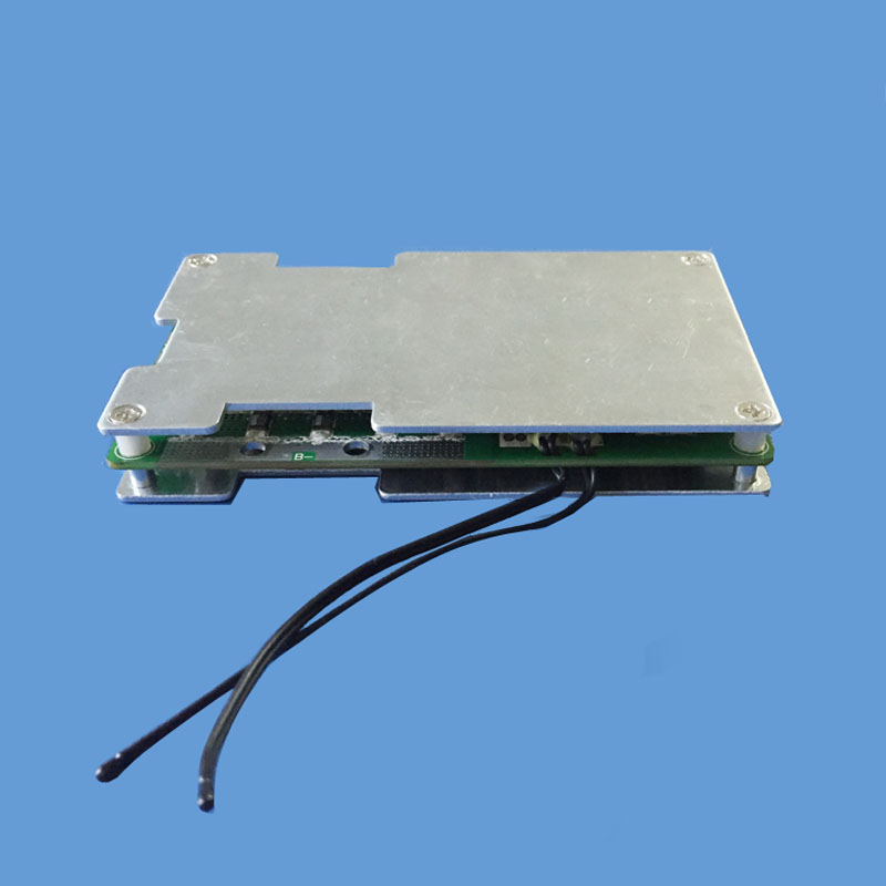 Image 2 - 48V or 54.6V 13S bluetooth li ion Battery BMS with 60A constant charge and discharge current balance function PCB  UART-in Integrated Circuits from Electronic Components & Supplies