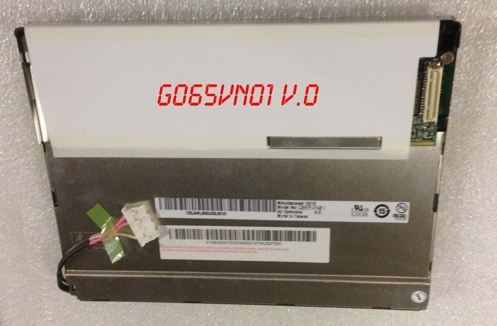 все цены на Original LCD screen G065VN01 V.0 G065VN01 free shipping онлайн