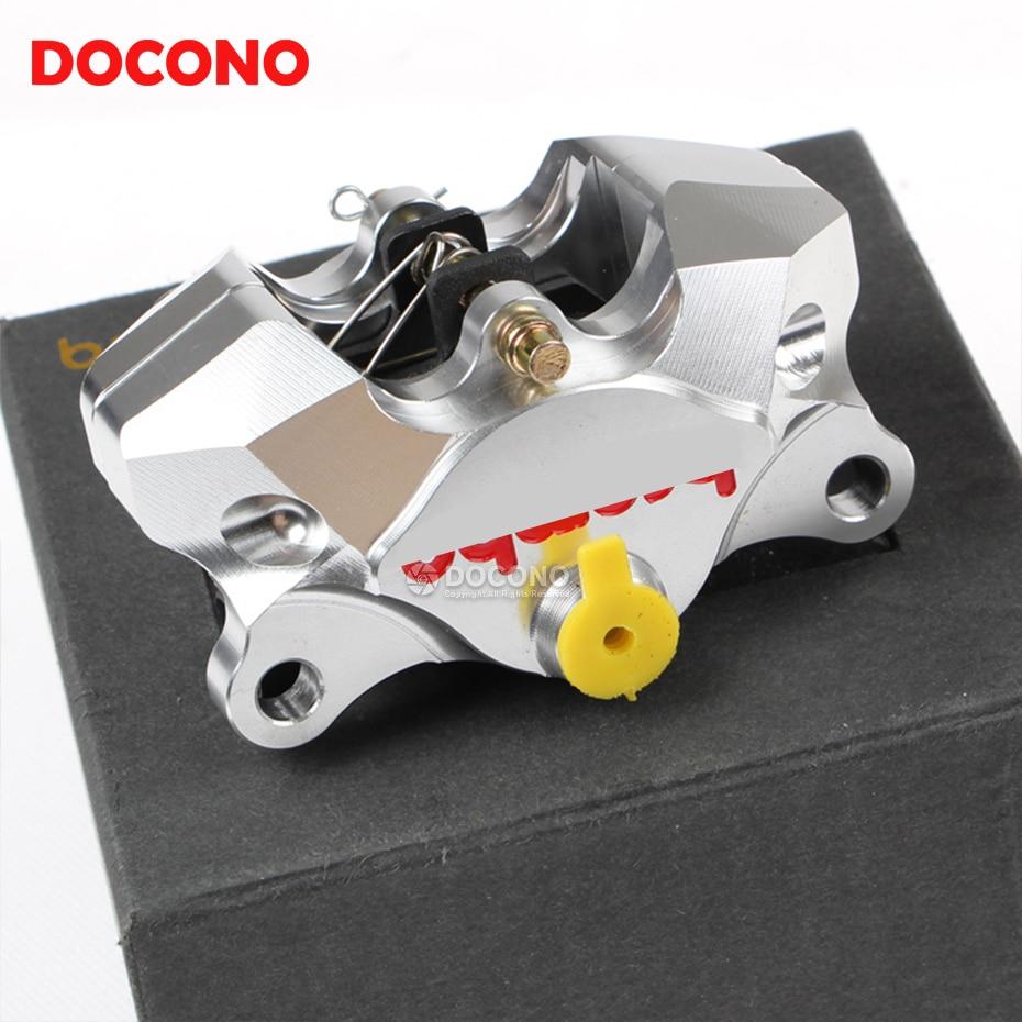 Motorcycle CNC Aluminium 2 piston brake pump caliper For suzuki gsr 600 sv 650 bandit gsxr bandit 600 intruder ktm duke 125 200 changchai 4l68 engine parts the set of piston piston rings piston pins