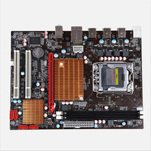 X58 desktop motherboard supports for Xeon 1366 quad-core needle motherboard supports quad-core CPU 8 threads