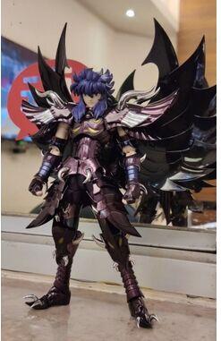 in stock chuanshen cs Specters EX Garuda Aiakos action figure Hades Metal Armor-in Action & Toy Figures from Toys & Hobbies    1