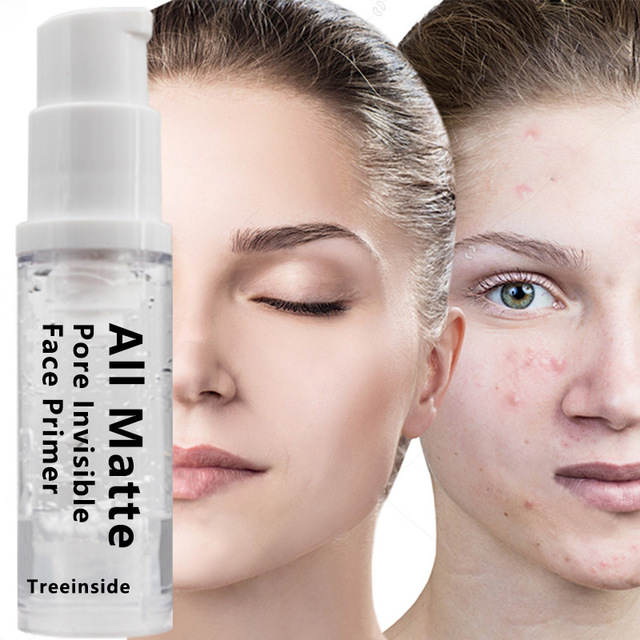 New Natural Pro Pure Nude Eye Shadow Primer Cosmetics Maquiagem Face Base Makeup Primer Foundation Moisturizer Cream 4
