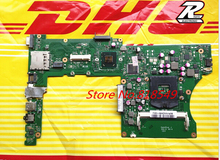 NEW system Motherboard For Asus X401A1 60-N30MB1103 DDR3 14 Inch x401a rev 2.0 PC Mainboard professional TESTED