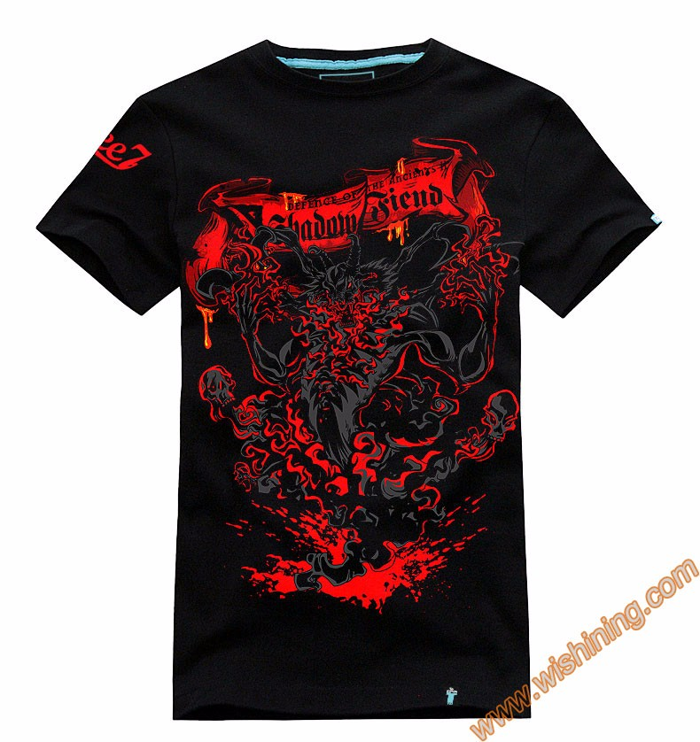 DOTA 2 Shadow Fiend t-shirt Tee8903 (1)