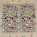 1 шт. DIY Дневник Альбом Скрапбукинг Kawaii Канцелярские Memo Pad Cute Panda 3D Пузырь Стикер Украшения