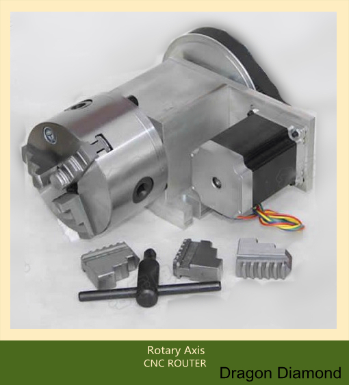 CNC dividing head, rotary K11 80 three claw chuck(4axis rotary axis for the cnc router cnc engraving machine) cnc 5 axis a aixs rotary axis three jaw chuck type for cnc router
