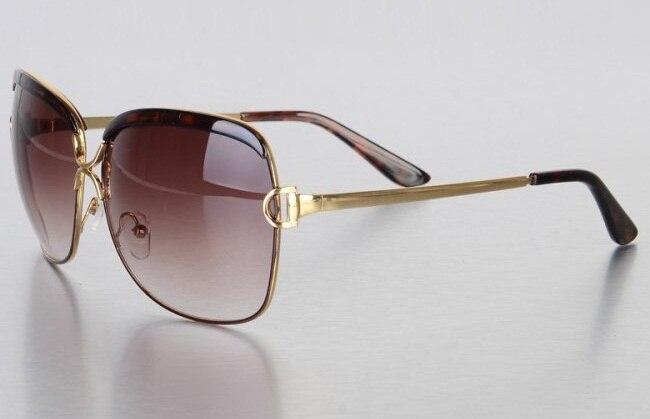 Солнцезащитные очки для женщин, oculos de sol feminino женские солнцезащитные очки Брендовые женские солнечные очки - Цвет линз: Leopard grain