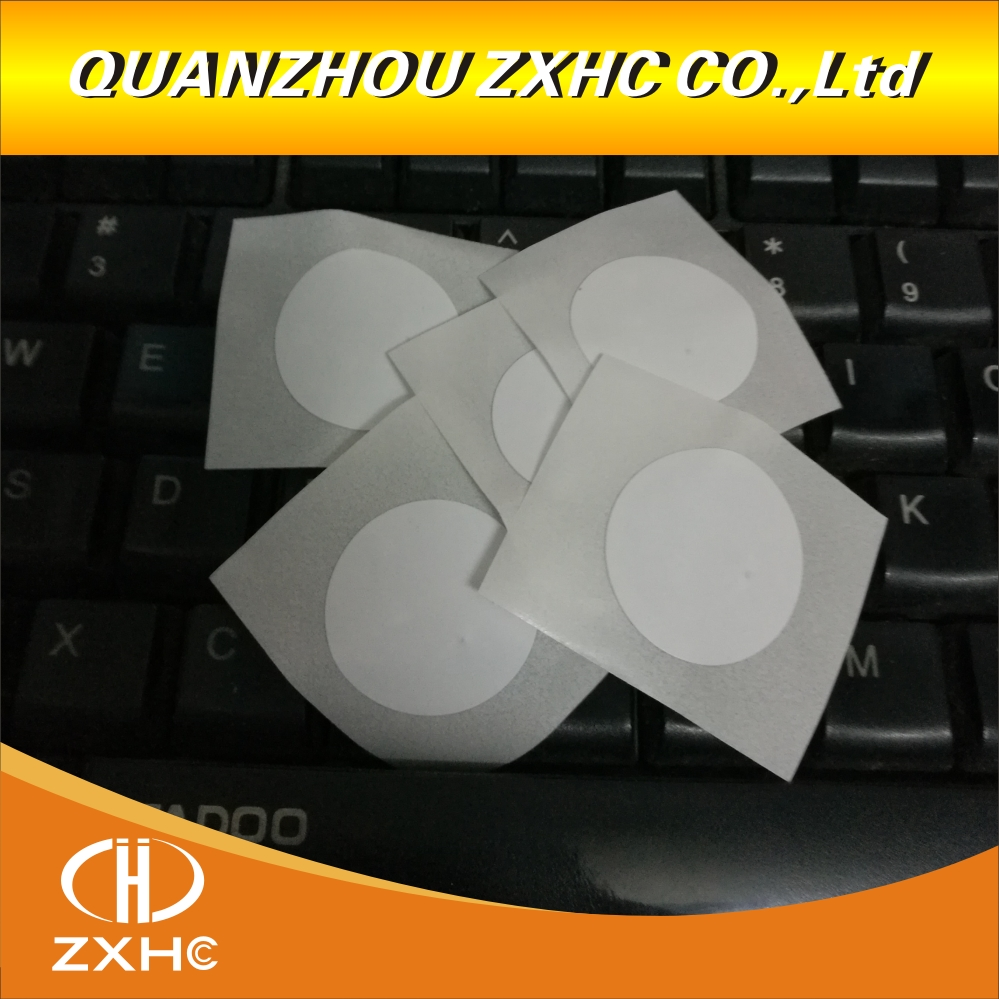 (10PCS) High Quality NFC Ntag215 Paper Tag Sticker Forum Type 2 ISO14443 504 Bytes