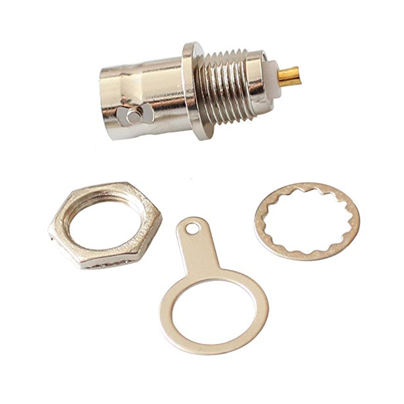 Бесплатная доставка 10 шт. пайки Twist пружинный разъем BNC для коаксиального RG59 кабель CCTV камеры аксессуары