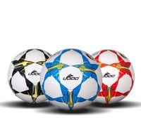 2019 soccer ball Size 5 Size 4 Football Ball PU Granule Seamless Match champion Training Ball Equipment soft touch kid