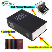 Safe Box Piggy Bank Secret Book For Coin Money Stash Security Hidden Safes Cash Money Storage Jewellery Digital Password Locker