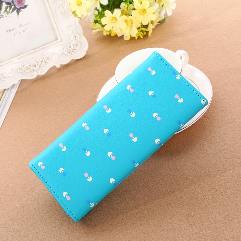 Aelicy New Envelope Clutch Large Capacity Wallet For Women PU Leather Hasp Fashion Wallet For Phone Money Bags Coin Purse 4