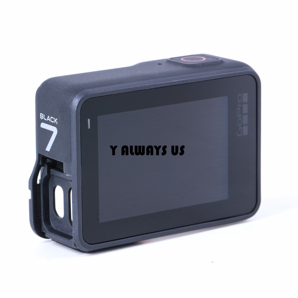 Wocase new original for Gopro 7 touchscreen with back case housing for Hero 7 touch screen