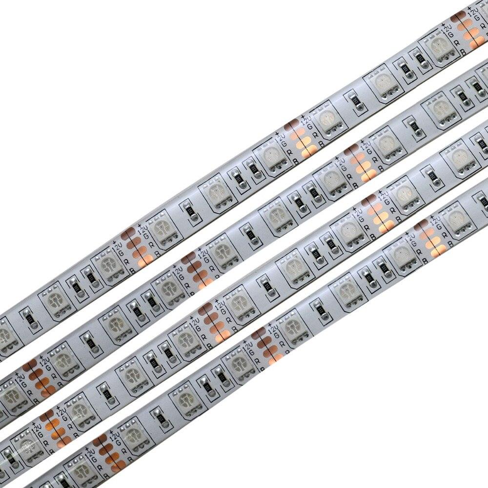 Darmowa wysyłka 5 M IP65 wodoodporna 5050 300leds SMD taśmy RGB + - Oświetlenie LED - Zdjęcie 4