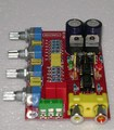 Yj NE5532 pré amplificador placa NE5532 pré mistura de dual 12V-0-12V / pré amplificador placa tom pré board tom pré amplificador para de