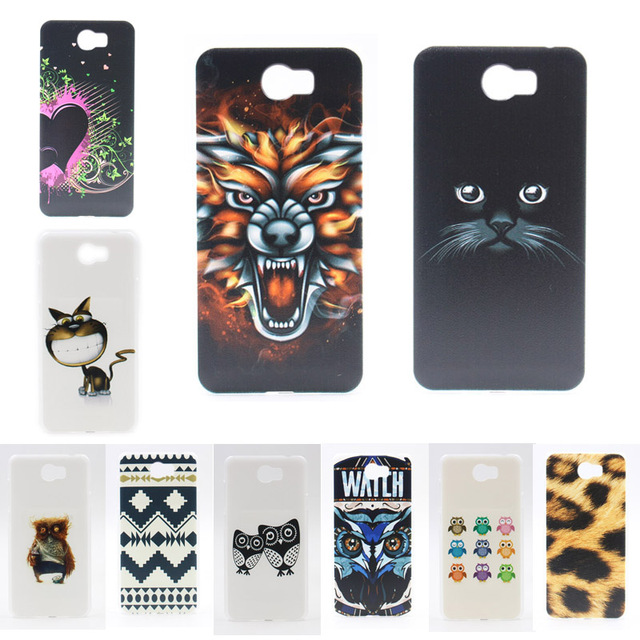 low priced 3dd76 e53c0 US $1.71 11% OFF Cover For Huawei Y5ii case Huawei Y6ii compact Case  Coloured Drawing Plastic Hard Back Cover For Huawei Y5II Y5 II 2 Phone  Cases-in ...