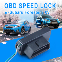 цена на For Subaru Car OBD Speed Lock Canbus Unlock Flameout Car Safety Module for Forester Outback XV and Legacy 2013-1016