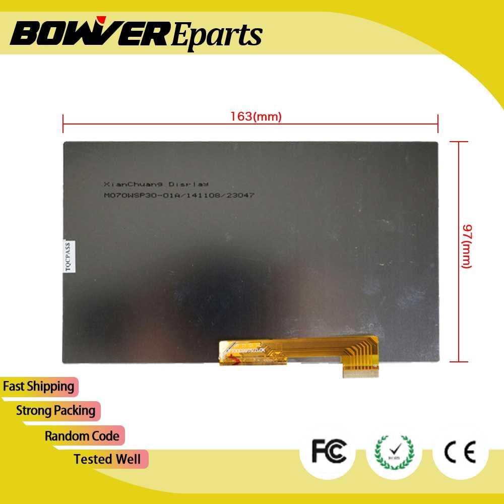 Новый ЖК-дисплей экран матрица для 7 дюймов Prestigio Wize 3427 3g PMT3427 _ 3g _ C pmt3427c pmt3427 pmt 3427 планшет ЖК-экран