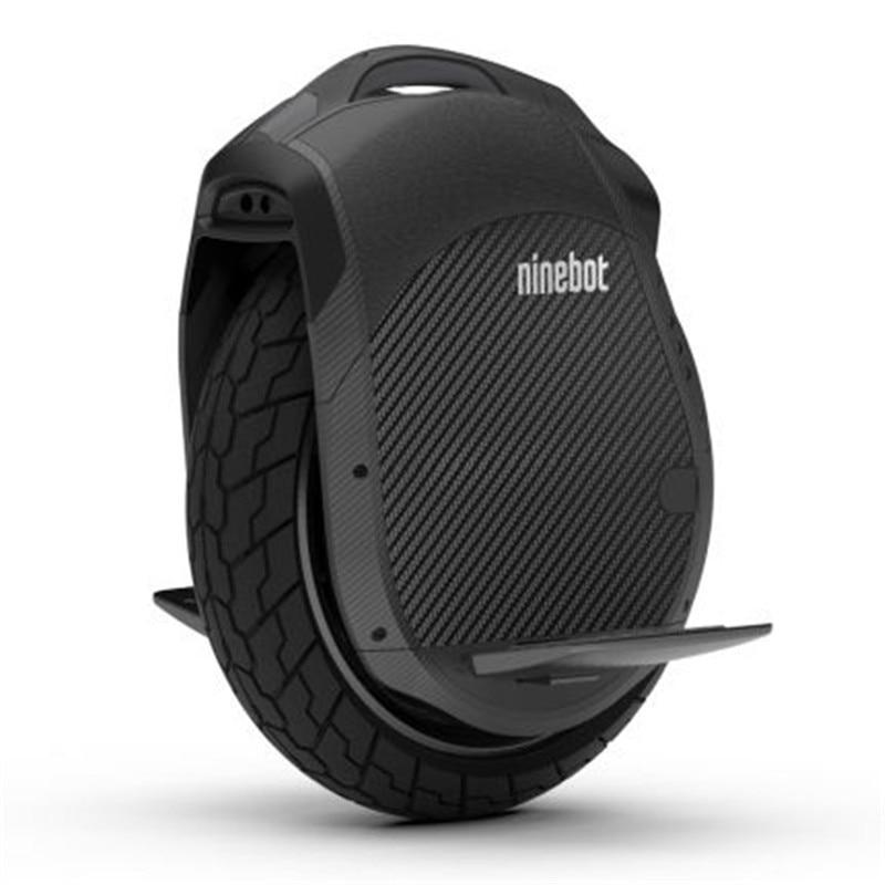 Ninebot One Z10 Scooter monocycle électrique avec poignée de chariot auto équilibrage Scooters 45 KM/H 1800W avec Bluetooth Smart APP