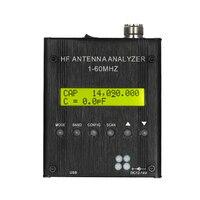 MR300 הדיגיטלי Shortwave SWR אנטנת מד Analyzer Tester 1-60 MHz RF עבור רדיו חם עם Bluetooth