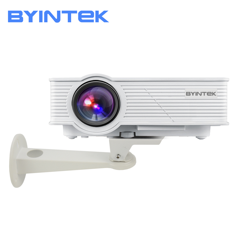 BYINTEK Brand Wall Mount Bracket for Mini Projector BYINTEK SKY K8 K9 K18 C520 UFO P7 P20 P30 R15 R19 U30 U50