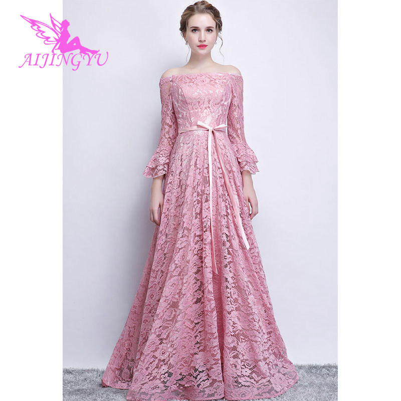 AIJINGYU Plus Size Evening Dress Party Sexy Gown 2018 Women Elegant Formal  Special Occasion Dresses Fashion d80e03460e46