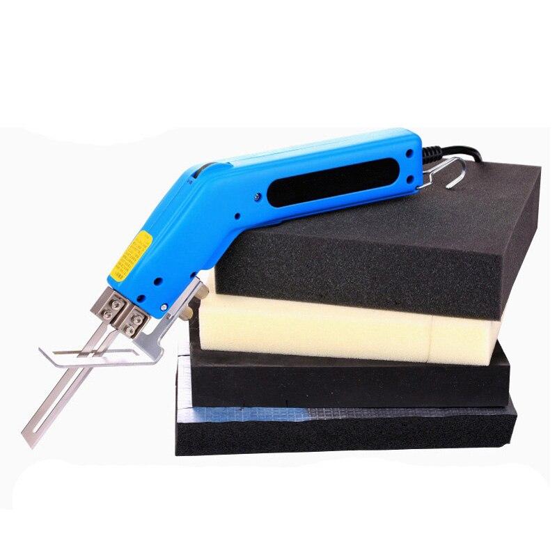 DIY Многофункциональный Мини Портативный режущий станок губка с нетерпением резак EVA горячий расплавленный Нож Электрический Нож пластиков
