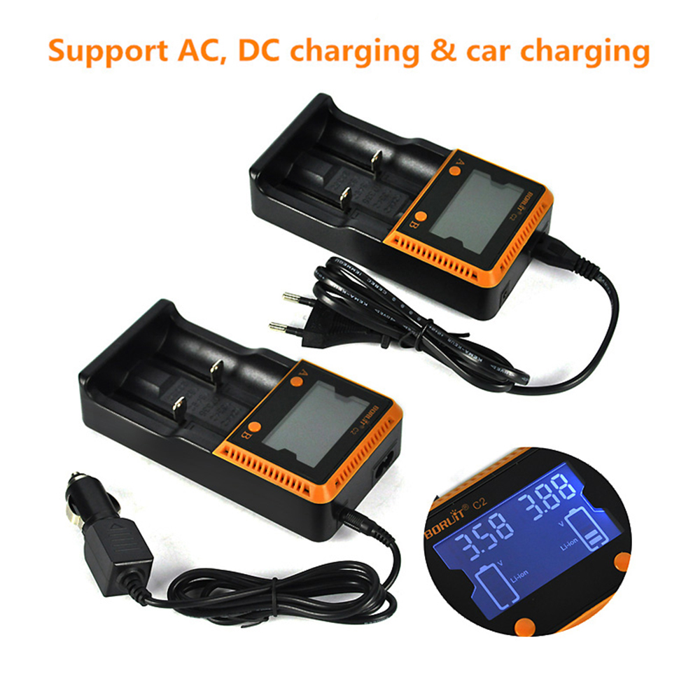 chargeur 26650