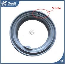 new Original for washing machine Door seals WFS1278 WFS1266 WFS1061CW with 5 holes good working