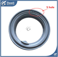 new Original for washing machine Door seals WFS1278,WFS1266,WFS1061CW with 5 holes good working