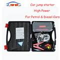 600A Peak Current 12V Car Jump Starter 4USB Power Bank Car Battery Booster Charger Emergency Start Auto Engine SOS flash light