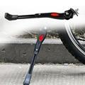 Bike Steht Ständer Aluminium Alloy Einstellbar Parkplatz Racks Mountainbike Seite Unterstützung Radfahren Teil für 20 24 26MTB 19- 0020