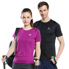 2015 Summer Men Women Lovers Quick Dry Casual T-shirts Short Sleeve O-neck Breathable Fast Dry Outdoor Sport Hiking Camping Tees стоимость