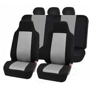 Image 3 - Car Seat Covers Full Automobiles Seats Covers Cheap Four Seasons Universal Car Interior Accessories Seat Protector For Car