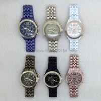 שעון ז 'נבה עיצוב יוקרה האופנה ניו מכירת חמה נשים שמלה שעונים Montre