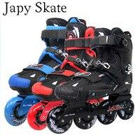Japy Skate Original SEBA High Light HL Adult Inline Slalom Skates Roller Skating Shoes Slalom Sliding FSK Patines Adulto