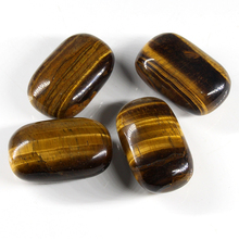 AAAA++Dream brown yellow natural tiger eye quartz crystal Point Tumbled Stones chlorophane massage Chakra Healing Reiki beads