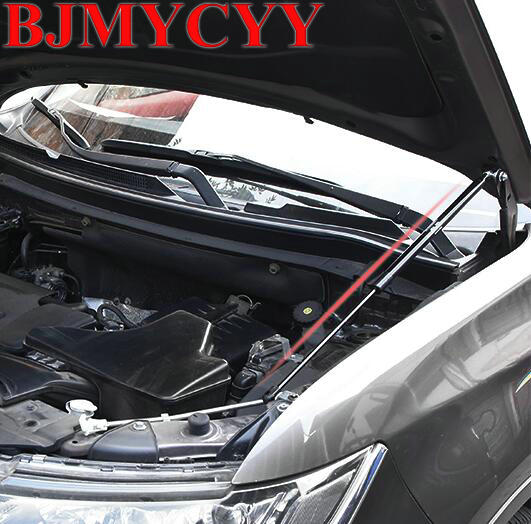 US $35 69 49% OFF|Aliexpress com : Buy BJMYCYY Automobile engine cover  hydraulic lever Engine cover support bar for mitsubishi outlander 2016 from