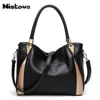 Women Luxury Handbags Women Bags Designer Shoulder Bag Casual Tote PU Leather Handbags Kabelky Soild Bag