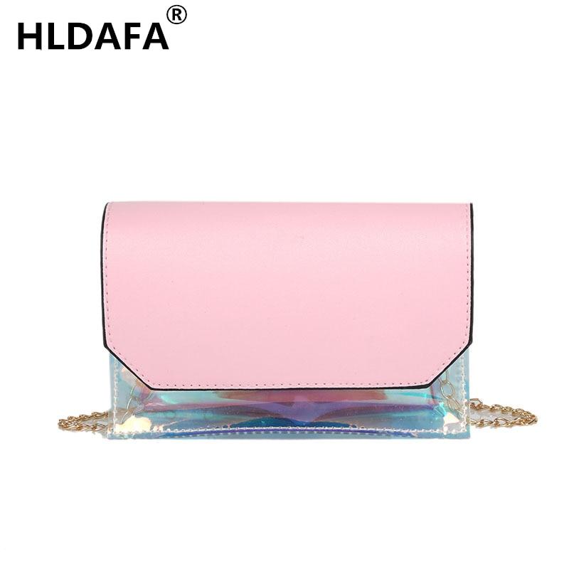 HLDAFA 2018 Fashion High Quality Small Ladies Messenger Bags Leather Shoulder Bags Women Crossbody Bag for Girl Brand Handbags