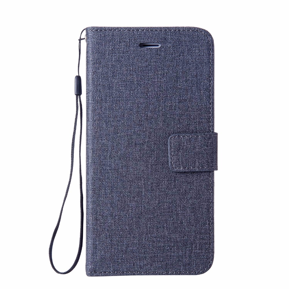 20Pcs/Lot Cotton Cloth 3 Card+Photo Frame Leather Protective Cover Case For Google Pixel 2 Pixel XL 2 Shell Case